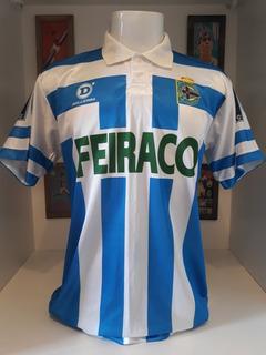 Camisa Futebol La Coruna Dellerba