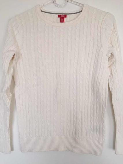 Sweater Feminino Izod (tam Pp)