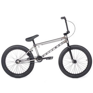 Bmx Bicicleta Cult Gateway Jr Raw 20- Purobmx