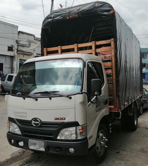 Hino Dutro Pro 300