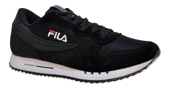 Zapatillas Fila Euro Jogger Sport Ss Urbanas Originales