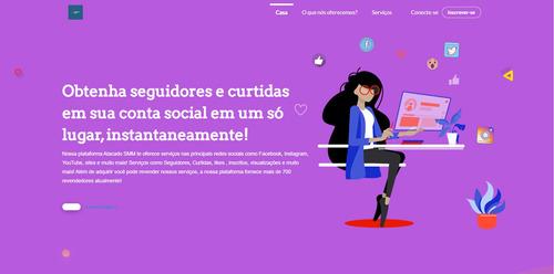 Painel Smm Script + Manual De Instalação (versão Português)