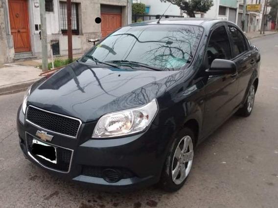 Chevrolet Aveo G3 1.6 Lt 2014