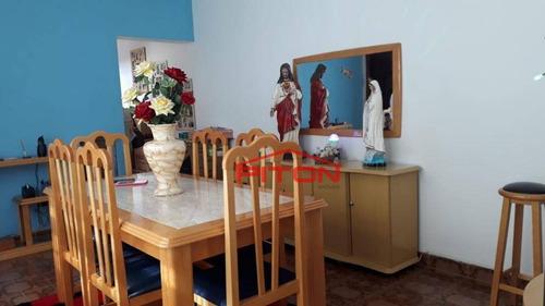 Imagem 1 de 20 de Sobrado Com 4 Dormitórios À Venda, 237 M² Por R$ 600.000,00 - Vila Ré - São Paulo/sp - So2329