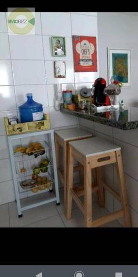Apartamento Com 3 Dormitórios À Venda, 77 M² Por R$ 380.000 - Ortizes - Valinhos/sp - Ap0630