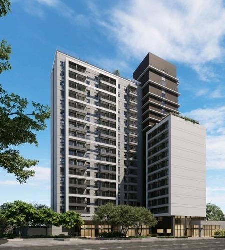 Imagem 1 de 25 de Apartamento À Venda No Bairro Pinheiros - São Paulo/sp - O-17733-29325