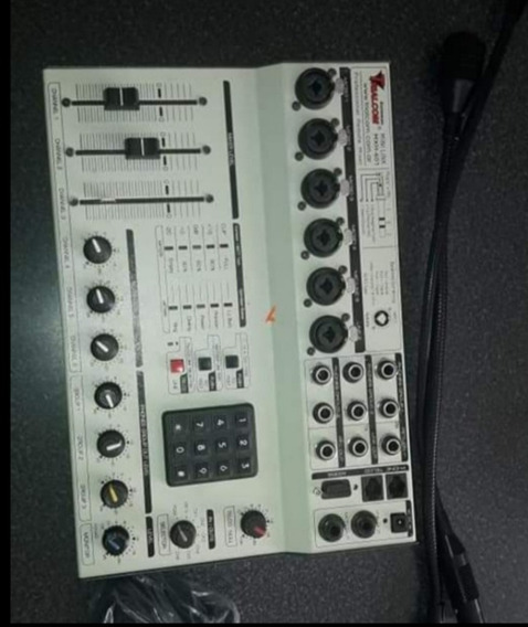 Consola De Exteriores Mxh-601g. Ideal Radio Y Tv.