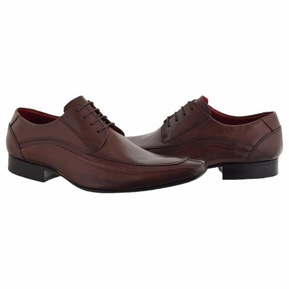 Sapato Social Masculino Fino Italiano Perfurado Pv 028
