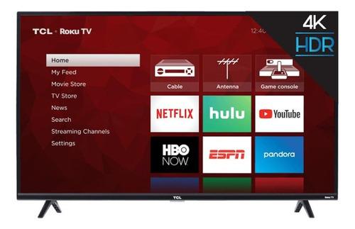 """Smart TV TCL 4-Series 43S425 LED 4K 43"""" 100V-120V"""