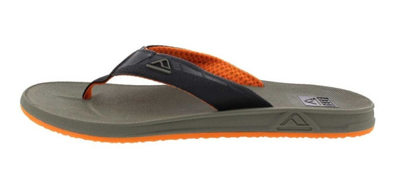 Reef Ojotas Phantoms Rfolo Olive/orange (3054)