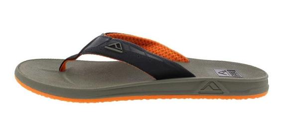 Reef Ojotas Phantoms Rfolo Olive/orange (3054)