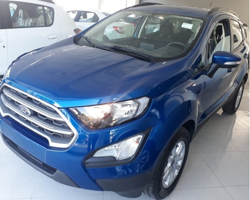 Imagen 1 de 8 de Ford Ecosport Se 10-2019, 6000 Km, Particular, En Garantía