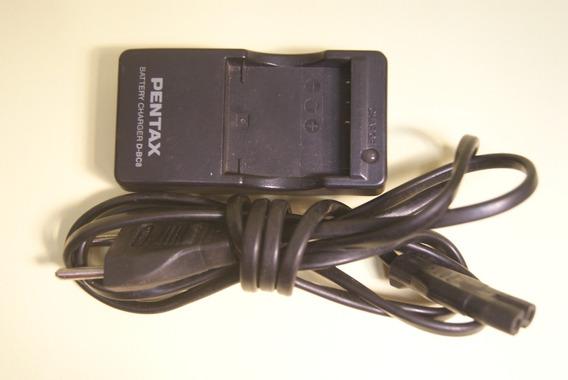Carregador De Bateria Pentax D-bc8