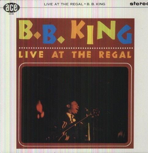 Lp B. B. King Live At The Regal Vinil Lacrado Importado