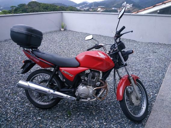 Cg Titan 150 Es Honda