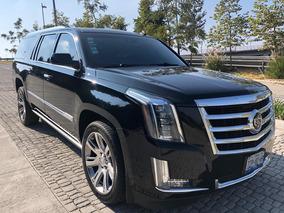 Cadillac Escalade 2015 Esv 6.2 Premium Larga Impecable!
