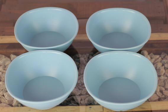 Tazones (4) 700ml. Linea Mexicana Tupperware