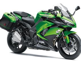 Moto Kawasaki Ninja 1000 Tr - Modelo 2018
