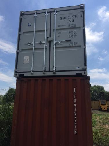 Containers Marítimos Contenedores Rio Cuarto 20'