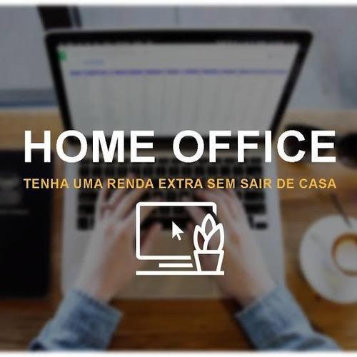 Imagem 1 de 3 de Home Office - Renda Extra