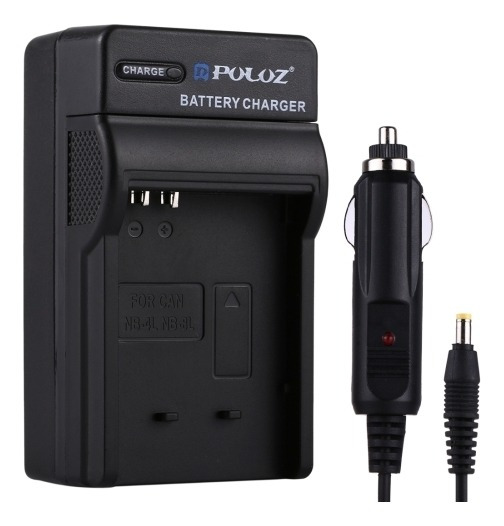 Puluz Camara Digital Cargador Bateria Vehiculo Para C1pk
