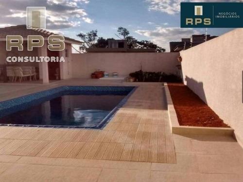 Casa Para Venda-jardim Dos Pinheiros-atibaia - Ca00447 - 32784900