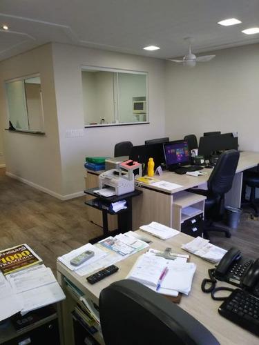 Imagem 1 de 15 de Sala Para Aluguel, 1 Vaga, Jardim Do Mar - São Bernardo Do Campo/sp - 86694