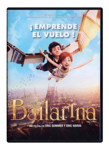 Imagen 1 de 3 de Bailarina Ballerina Andrea Legarreta Pelicula Dvd