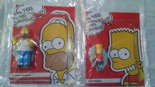 Coleccion Los Simpson 10 Muñecos Del.comercio