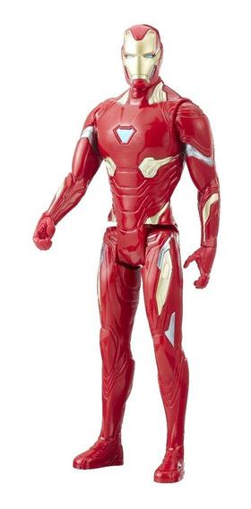 Marvel Avengers Titan Hero Figura Iron Man 12 Pulgadas