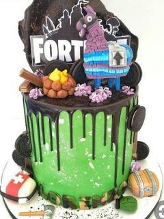 Torta Fortnite