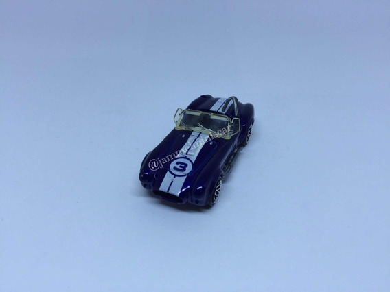 Miniatura Matchbox Shelby Cobra 427 - 1/64 (loose)