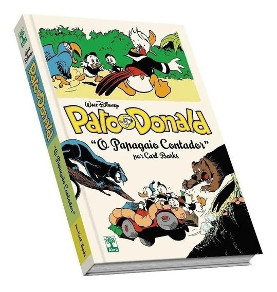 Hq Disney Pato Donald O Papagaio Contador Por Carl Barks