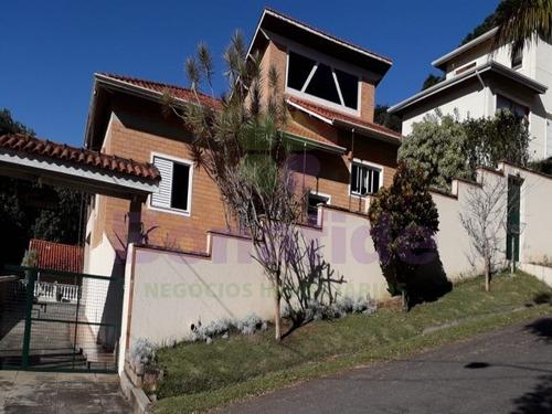 Casa A Venda, Parque Da Fazenda , Jundiaí - Ca09384 - 34315146