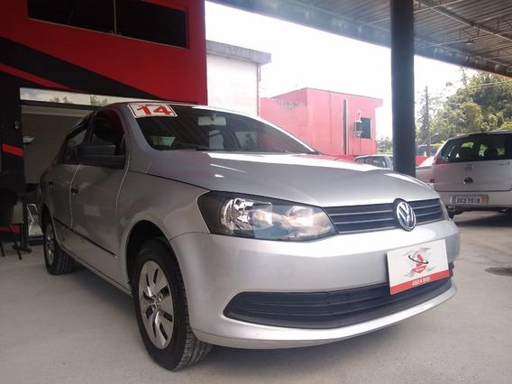 Volkswagen Voyage 1.6 Vht Total Flex 4p Ano 2014