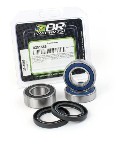 Rolamento De Roda Traseira Br Parts Crf 250 04/18 +450 02/18