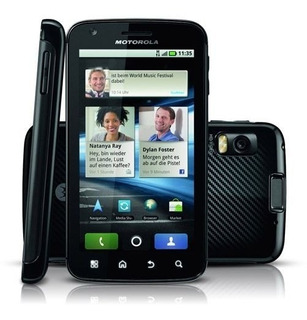 Motorola Atrix Mb860 Novo Na Caixa Wifi Gps Hdmi