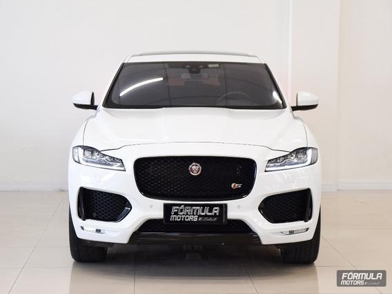 Jaguar F-pace S 380cv