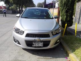 Chevrolet Sonic Ltz A Aut Como Nuevo - Unico Dueño