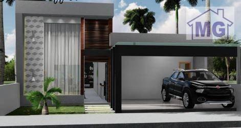 Casa À Venda, 175 M² Por R$ 920.000,00 - Vale Dos Cristais - Macaé/rj - Ca0412