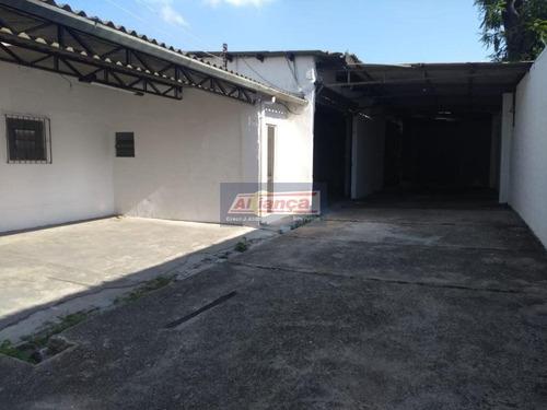 Galpão À Venda, 400 M² - Parque Gonçalves Junior - Guarulhos/sp - Ai17668