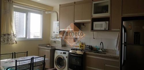 Imagem 1 de 24 de Apartamento Tipo  Studio No Brás, 1 Suíte, 33 M, R$1.700,00 - 2672