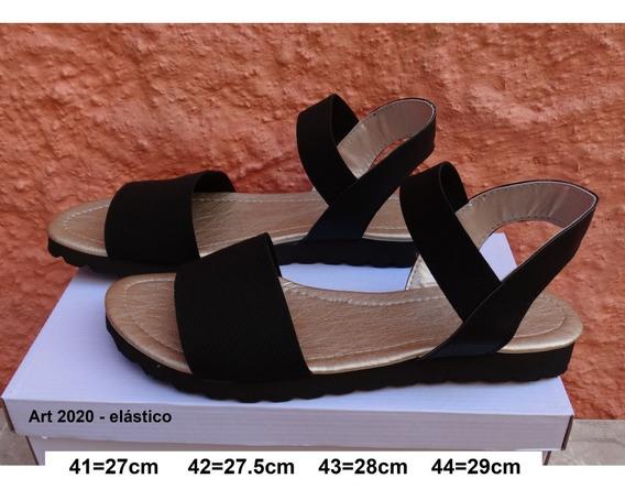 Sandalia Elastizada - Talles Grandes 41 42 43 44 - Art 2020