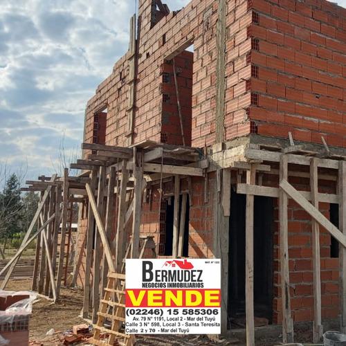 Imagen 1 de 8 de Venta Duplex 3 Amb En Calle 87 E/4 Y 5 Mar Del Tuyu Financia