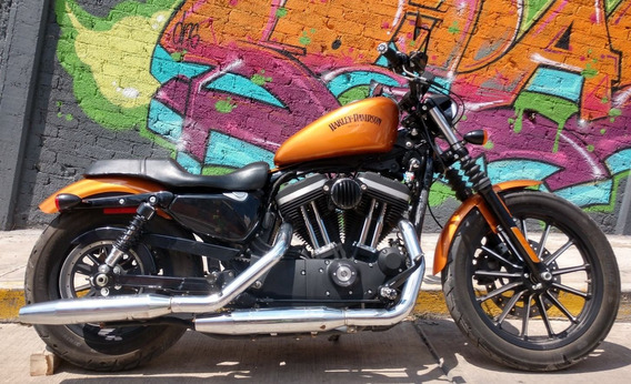 Harley Davidson Sportster Iron 2014 Impecable