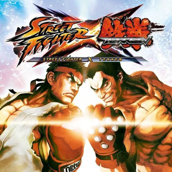 Street Fighter X Tekken Pc Envio Digital