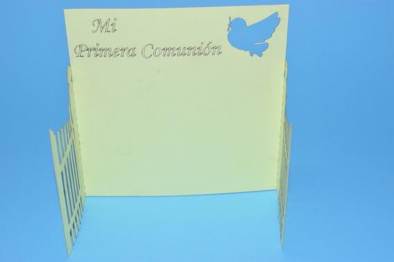 100 Sobres De Invitaciones Primera Comunion Pc2