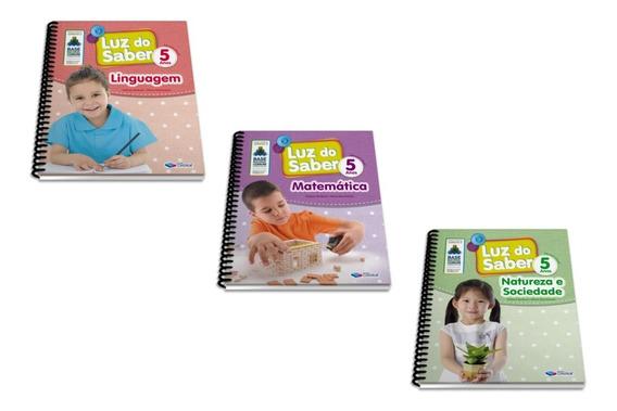 Kit Luz Do Saber Completo - 5 Anos