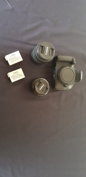 R$ 3.500 Camera Dslr Canon T5i
