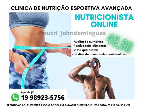 Imagem 1 de 1 de Atendimento Nutricional Online